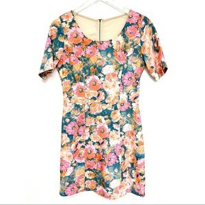 SUNDAY IN BROOKLYN Anthropologie Floral Dress